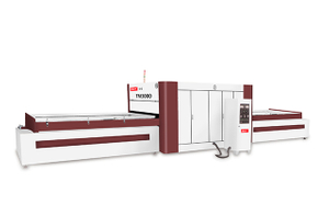 TM3000 Automation High Gloss Laminating Machine Door Laminating