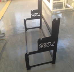 PVC bracket