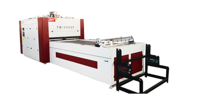 TM3000F-P Membrane Press machine with Pin System no bottom pad