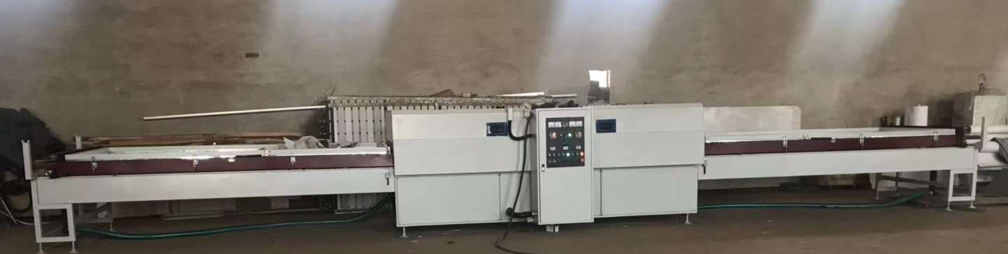 TM2480A Negative Pressure Machine for PVC Door