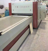 Thermofoil Vacuum Press Machine with Pin Support System
